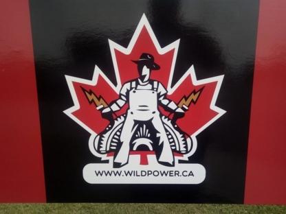 Wild Power Alberta - Wire