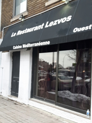 Lezvos West - Greek Restaurants - 514-484-0400