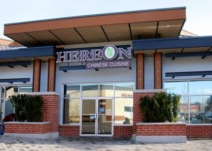 Hereon Chinese Cusine Ltd - Vegetarian Restaurants - 604-560-1766