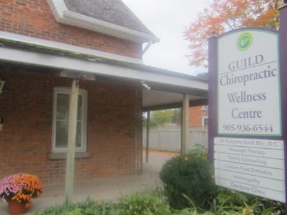 Guild Chiropractic Wellness Centre - Chiropractors DC - 905-936-6544