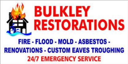 Bulkley Restorations Ltd - Asbestos Removal & Abatement