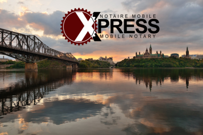 Xpress Mobile Notary - 613-462-7920