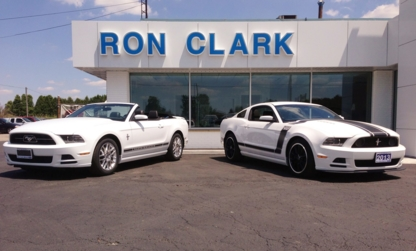 Ron Clark Ford - New Car Dealers
