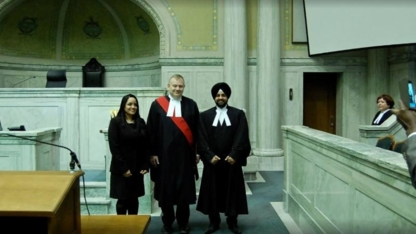 Gagandeep Arora Lawyer & Notary Public - Notaries - 204-505-4000