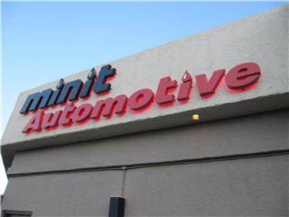 View Minit Automotive's Calgary profile