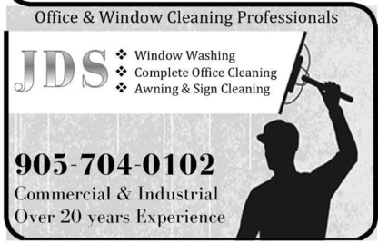 JDS Office & Window Cleaning Service - Window Cleaning Service