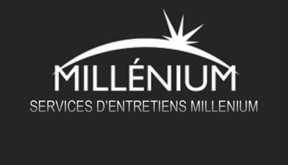 Les Services d'Entretien Millenium - Service de conciergerie