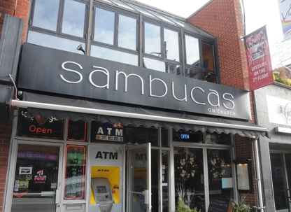 Sambucas On Church - Seafood Restaurants - 416-966-3241