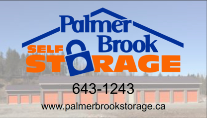 Palmer Brook Self Storage - Self-Storage