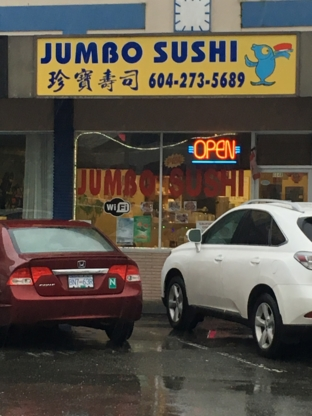 Jumbo Sushi - Sushi & Japanese Restaurants - 604-273-5689