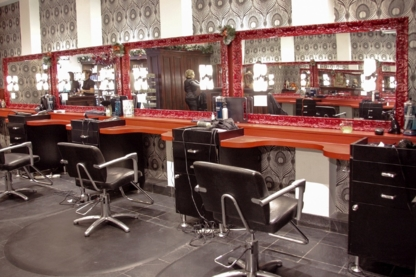 Red Bloom Salon - Black Hair Salons
