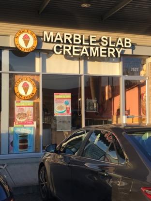 Marble Slab Creamery - Ice Cream & Frozen Dessert Stores - 604-439-7522