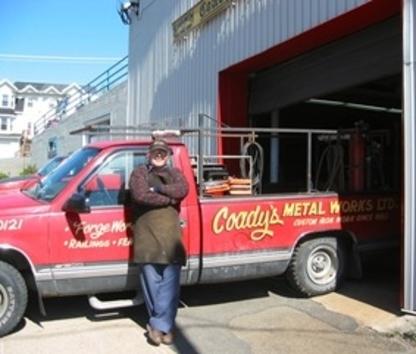 Coady's Metal Works Ltd - Blacksmiths