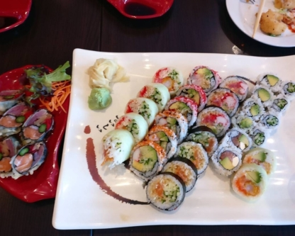 Sushi Sama Fusion 1 - Sushi et restaurants japonais - 514-388-8989