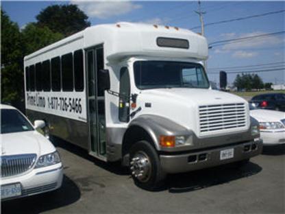 Prime Limousine Services Inc - Limousine Service - 905-304-2202