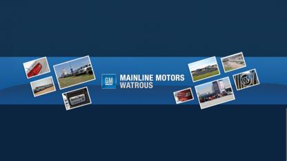Watrous Mainline Motor Products Ltd. - Concessionnaires d'autos neuves - 306-946-3336