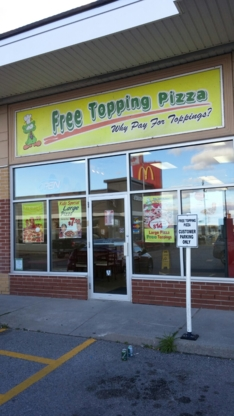 Free Topping Pizza - Pizza & Pizzerias - 905-985-9850