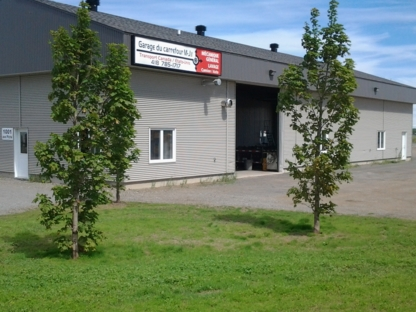 Garage du Carrefour M-J Inc - Truck Repair & Service - 418-785-1717