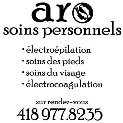 aro soins personnels - Épilation à la cire - 418-977-8235