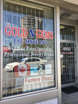 Gold N Gems Discount Jewellers - Jewellers & Jewellery Stores