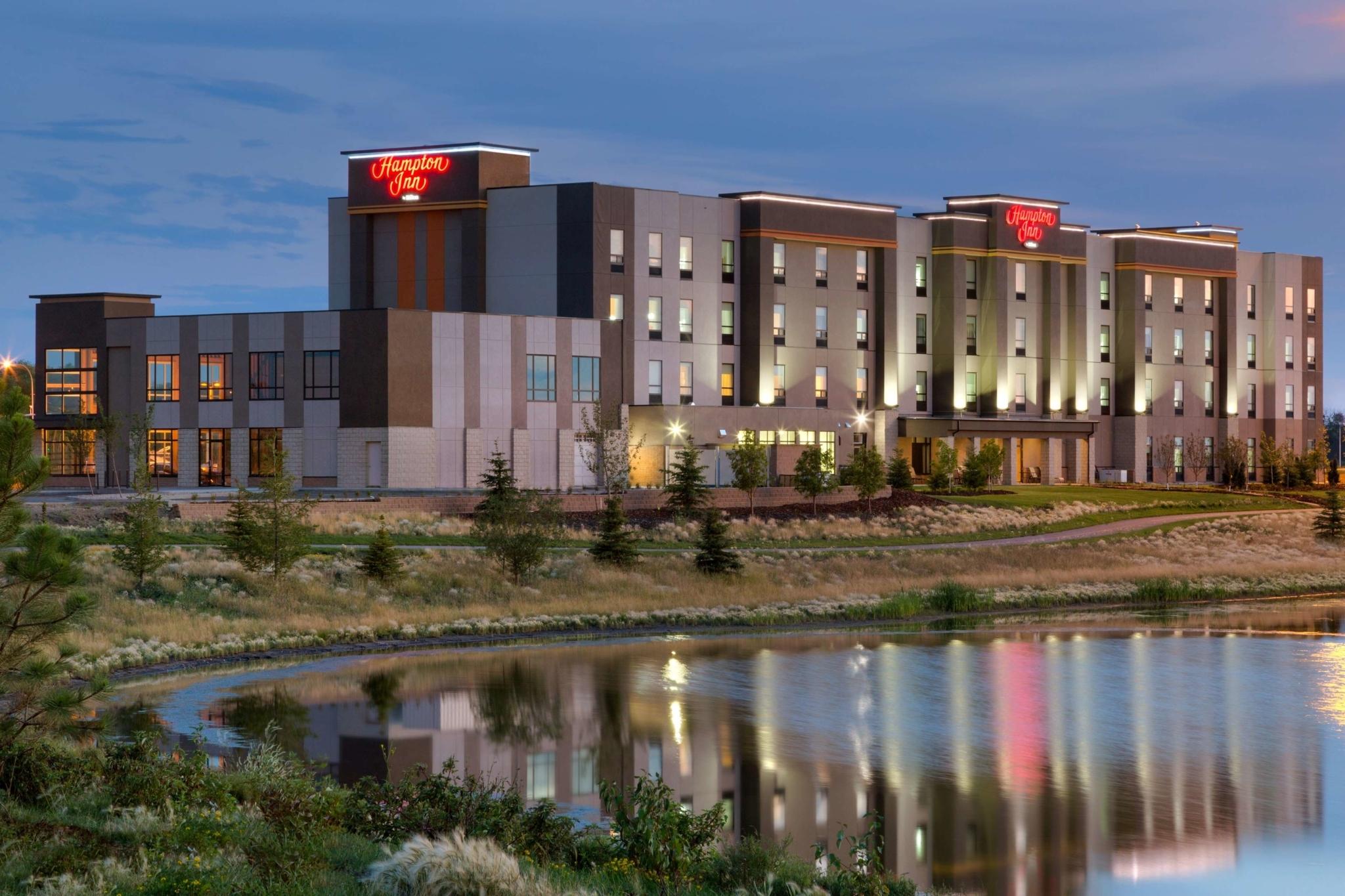 Hampton Inn by Hilton Edmonton/Sherwood Park - Hotels