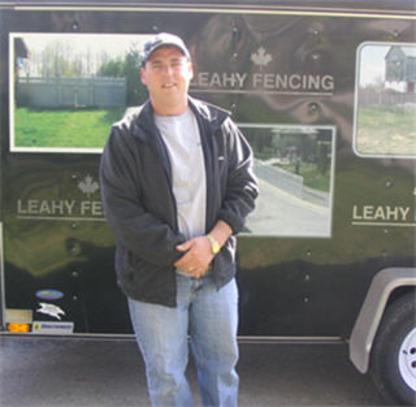 Leahy Fencing & Railings - Railings & Handrails - 705-748-6088