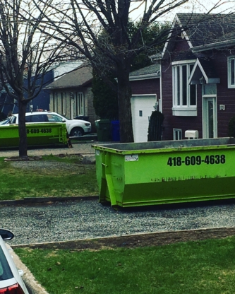 Location Demers & Dubois - Waste Bins & Containers
