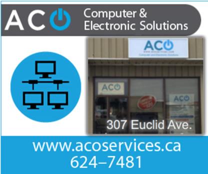 A C O - Computer Stores - 807-624-7481