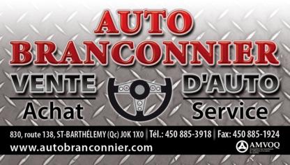 Garage Alain Branconnier - Auto Repair Garages