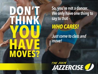 Jazzercise - Fitness Gyms - 403-318-1059