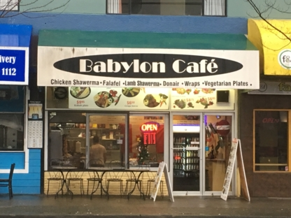 Babylon Cafe - Middle Eastern Restaurants