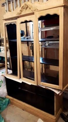 Restauration de Meuble Andre Jr Paquin - Réparation, réfection et décapage de meubles - 581-318-9346