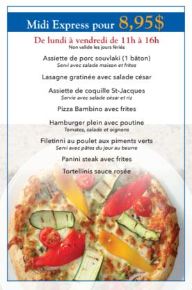 Restaurant Ambrosia - Restaurants - 450-678-1800
