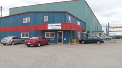 Russel Metals Inc - Distributeurs et entrepôts d'acier