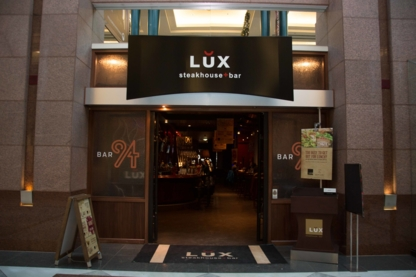Lux Steakhouse & Bar - American Restaurants