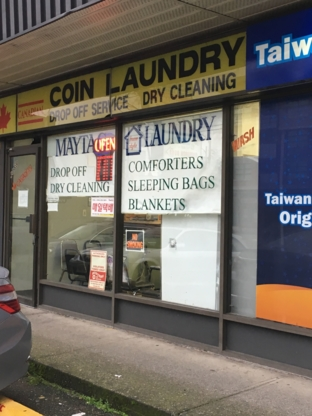 Canadian Coin Laundry - Laundromats