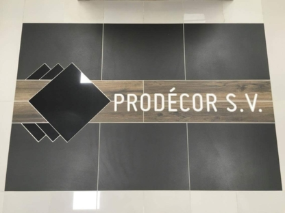 Prodécor S V - Home Decor & Accessories - 418-358-0999