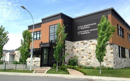 École Montessori de Montréal - Écoles maternelles et pré-maternelles - 514-363-6603