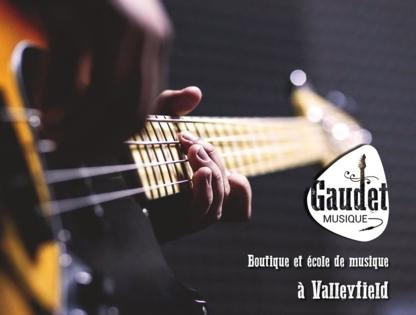 Gaudet Musique - Magasins d'instruments de musique - 450-373-3303