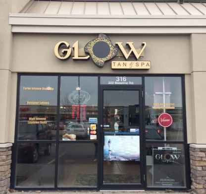 Glow Tan & Spa - Beauty & Health Spas - 780-467-0479