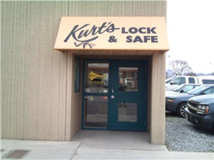 Kurt's Lock & Safe - Locksmiths & Locks