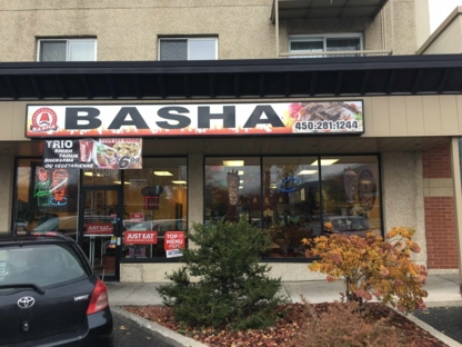 Basha - Restaurants - 450-281-1244