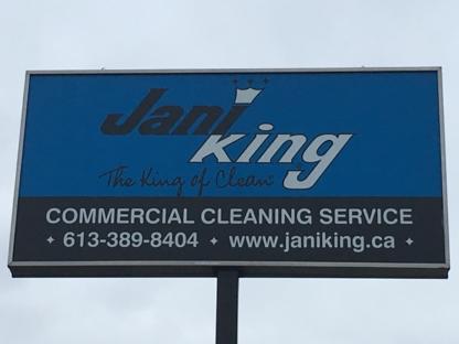 Jani King Eastern Ontario - Janitorial Service - 613-837-5599