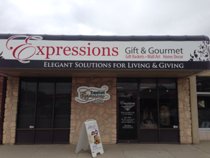 Expressions Gift & Gourmet - Paniers-cadeaux - 403-331-1758
