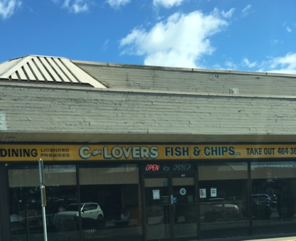 C-Lovers Fish & Chips - Seafood Restaurants - 604-464-3611