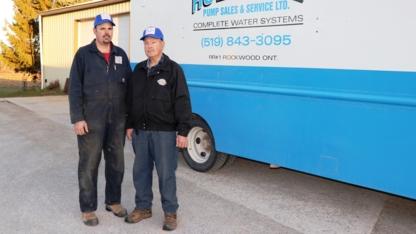Holyoake Pump Sales & Service Ltd - Pumps