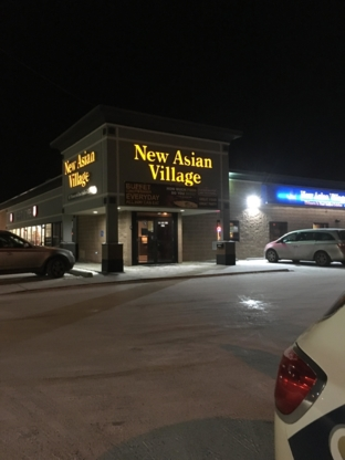 New Asian Village - Restaurants