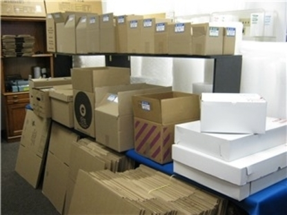 The Box Spot Moving Supplies - Moving Equipment & Supplies - 416-239-3737
