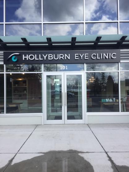 Hollyburn Eye Clinic - Optometrists - 604-984-2020