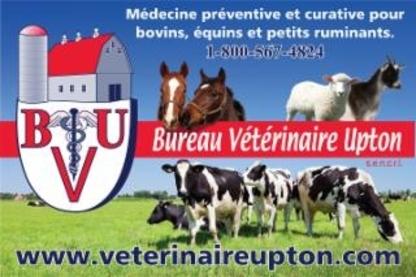 Bureau Vétérinaire Upton S E N C R L - Vétérinaires